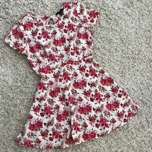 Forever 21 // Floral Print Dress